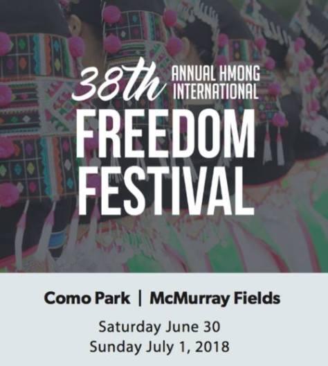 Hmong Freedom Festival